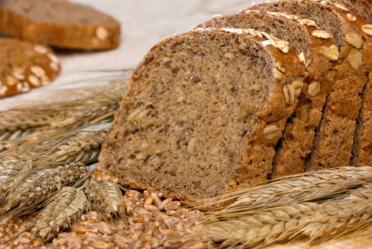 Пълнозърнестият хляб